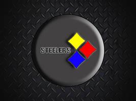Steelers Logo by Brian by Tw1stedMetalPirate