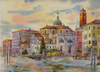 Venice by MilaKat