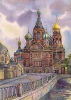 St. Peterburg by MilaKat