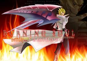 Jack Atlus - Burning Soul by Fivian