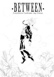 fate zero fan comics: between by Fivian