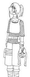 Orochimaru Jr. by Vessa-Sushi
