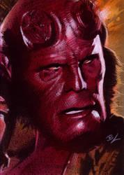 Hellboy PSC by Ethrendil