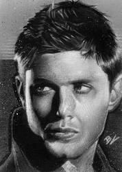 Dean black and white PSC by Ethrendil