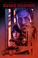 Blade Runner 2049 mini poster by Ethrendil