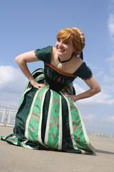 Coronation Anna by crystaltearsoflove