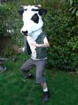 Ninja Gozu Attack by JWBeyond