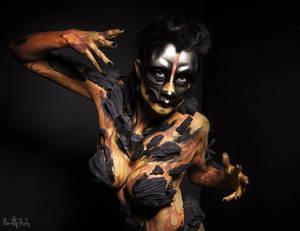 Lava Demon 4 by JWBeyond