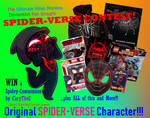 =CLOSED= Spider-verse OC CONTEST! 2018 by JWBeyond