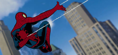 Marvel's Spider-Man PS4 by JWBeyond