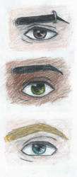 Eyes by SallyLovinPunkRock