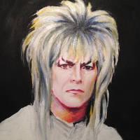 David Bowie by JessicaKa