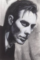 Peter Murphy by JessicaKa