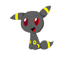 Umbreon by TapinAnts