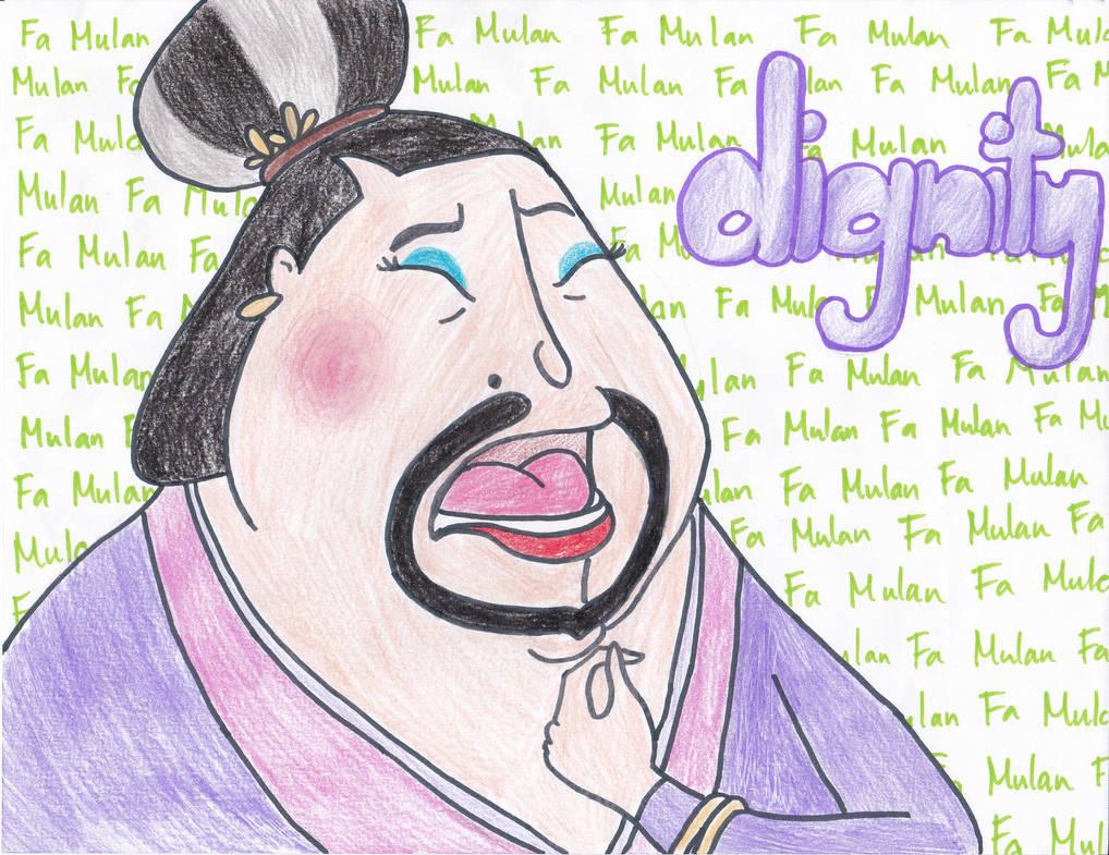 Fa Mulan by TapinAnts