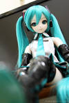 Dollfie Dream Hatsune Miku by jfonline