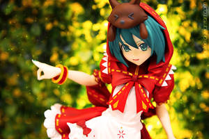 A little Red Riding Hood ~ by jfonline