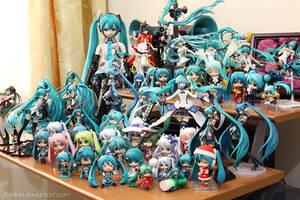 My Miku Collection v5 by jfonline