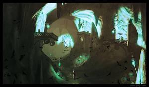 Magic Cavern by gregmks