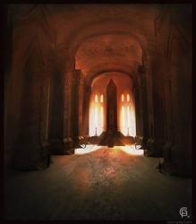 Throne by gregmks
