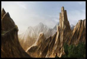 Rock Castle by gregmks