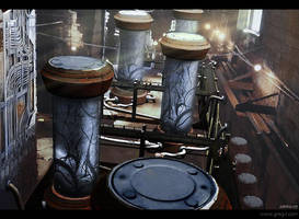 Laboratory by gregmks