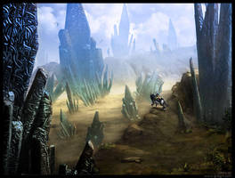 Dragon Hunter by gregmks