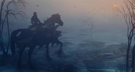 Vampire Hunt by gregmks
