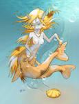 Hippocampus by RisingDragonArt
