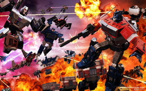 Classic Transformers Reimagined 2 by Vostalgic