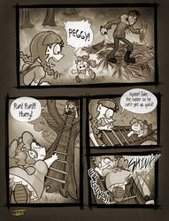 OUAC - The Three Little Pigs: Page 10 by JitterbugJive