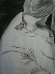 Le Drawing II by Korra