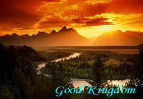 Good Kingdom Postcard by Korra