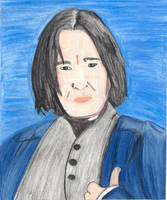 Severus Snape by Korra