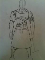 PJ Fredricks Armor/Character Concept by HarryJPotter