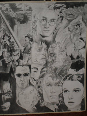 Who the True Heroes Are? by HarryJPotter