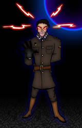 Ironwill (Antihero OC) BIO by Crisis-Comics