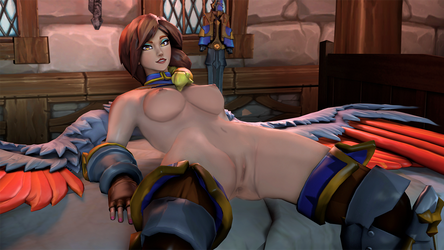 Furia Invites You to Join Her For A Crusade by MorriLeFay