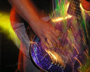 bass guitar by dreamsphoto