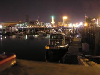 Providence at Night by dreamsphoto