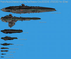 Prodono Fleet 300000 273000BC by Kodai-Okuda