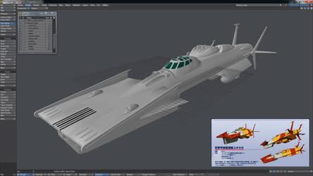 Isokaze class update2 by Kodai-Okuda