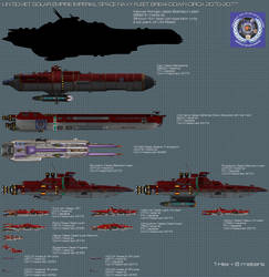 Solar Empire Ship comparison Chart Improved (WIP) by Kodai-Okuda