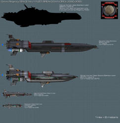 Ceres Regency Ship comparison Chart Improved by Kodai-Okuda