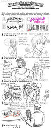 OMGdragonfly's Character Creation Meme by Lumoroske