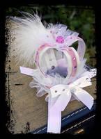 Fancy lolita mini crown by apatico