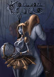 Clockwork Silver Cover by Beverii