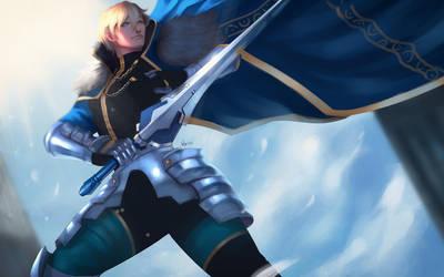 Gawain by Beverii