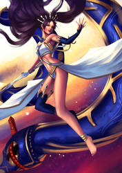 Ishtar by Beverii