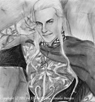 Haldir of Lorien by Elflover21
